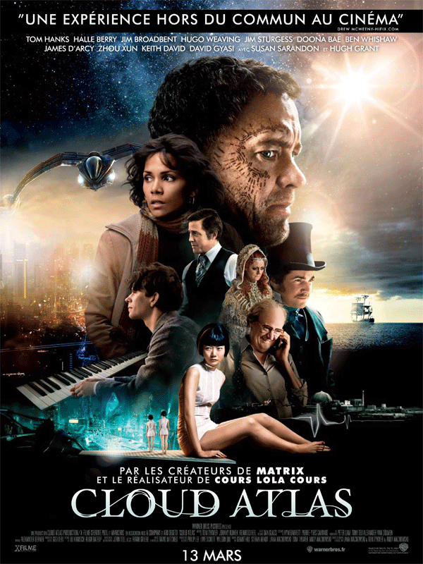 Cloud Atlas [TRUEFRENCH][BDRIP]