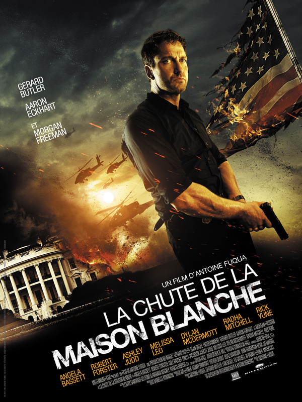 La Chute de la Maison Blanche (2013) [FRENCH] [BRRiP AC3]