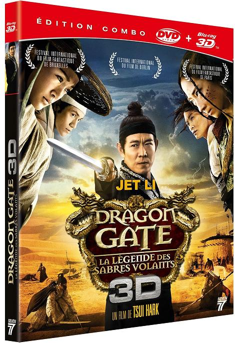 Dragon Gate, la légende des sabres volants [Multilangues][DVD9]