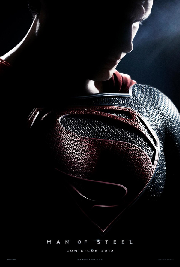 Affiche - FILM - Man of Steel : 123348