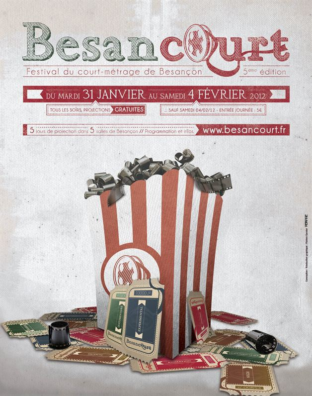 Affiche festival