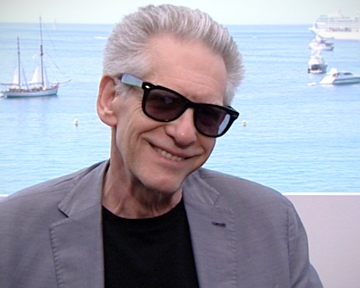 David Cronenberg, Robert Pattinson Interview 5: Cosmopolis