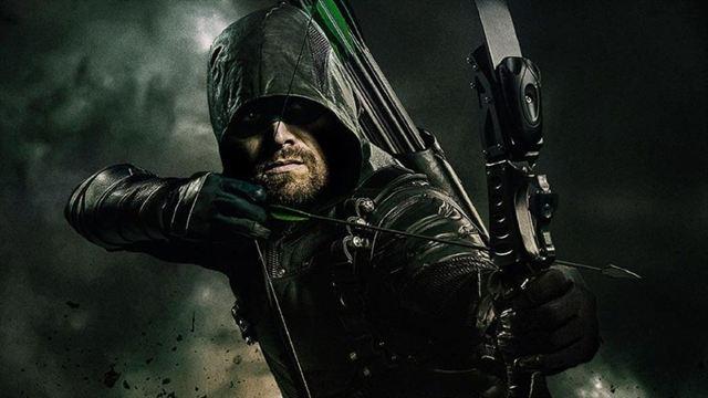 La série annulée après 8 saisons — Arrow