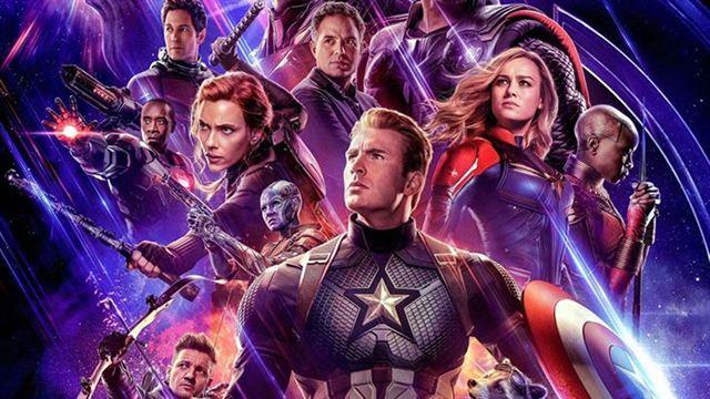 Le nouveau trailer — Avengers Endgame