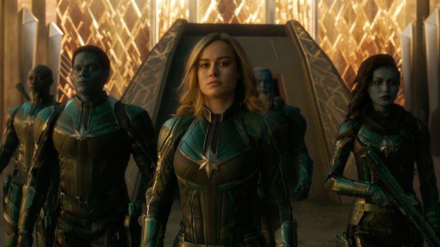 Captain Marvel est détrônée par Us de Jordan Peele