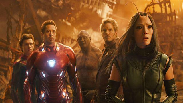 Endgame ressort au cinéma avec des scènes inédites — Avengers