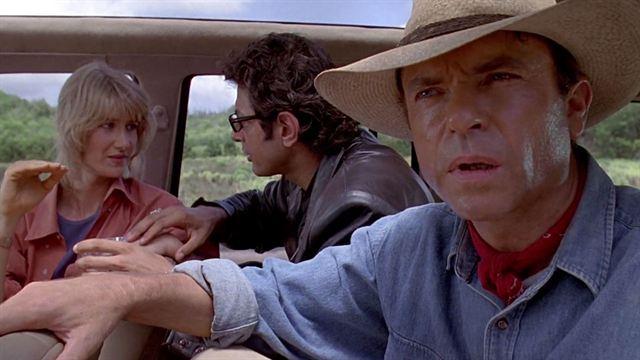 Le trio du premier Jurassic Park est de retour