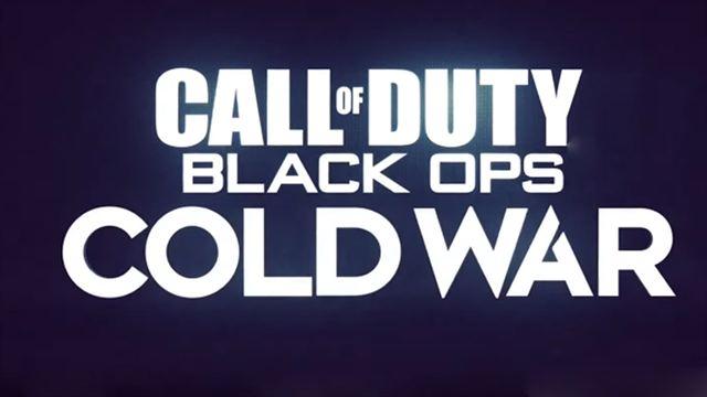 Black Ops Cold War dévoile un premier artwork officiel — Call of Duty