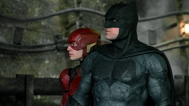 Ben Affleck et Michael Keaton de retour en Batman — The Flash