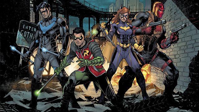 On ne plaisante pas avec la famille dans Gotham Knights — DC FanDome
