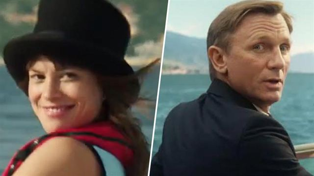 """Daniel Craig en James Bond : """"Je continuerai tant que j'en serai physiquement capable"""""""