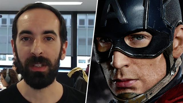 Captain America : un record pour la bande-annonce de Civil War