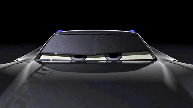 teaser du film cars 3 cars 3 pr sentation de jackson storm allocin. Black Bedroom Furniture Sets. Home Design Ideas