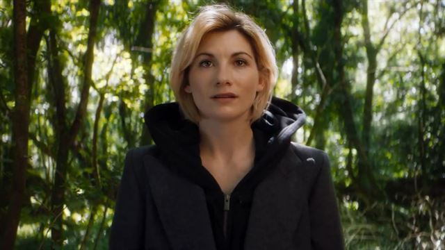 """Doctor Who - """"Les premières images du 13ème Docteur"""""""