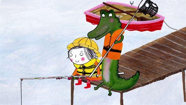 Rita et Crocodile Bande-annonce VF
