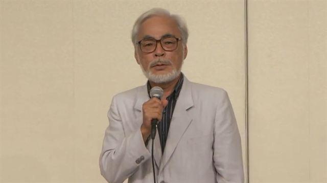 Never-Ending Man : Hayao Miyazaki Bande-annonce VO