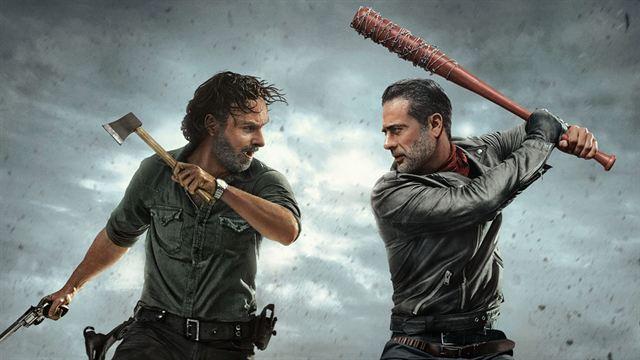 Faux Raccord N°227 - Les gaffes et erreurs de Walking Dead saison 8