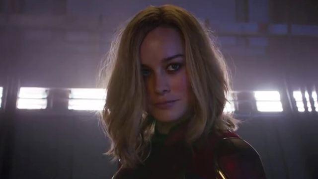 Captain Marvel Teaser VO