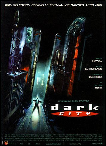 Dark City : Affiche Alex Proyas