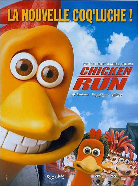 bande originale, musiques de Chicken Run