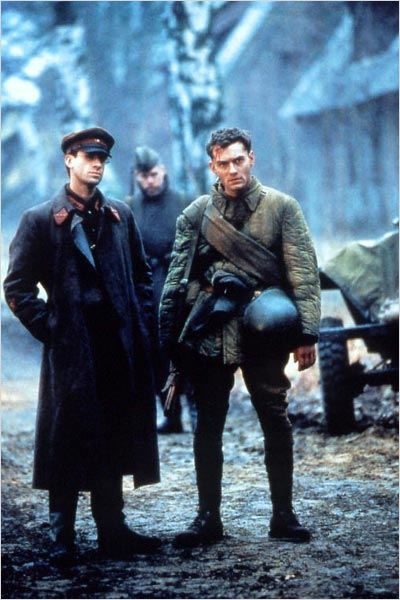 Stalingrad : Photo Jean-Jacques Annaud, Joseph Fiennes, Jude Law