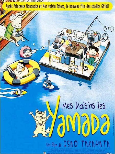 Mes voisins les Yamada ddl