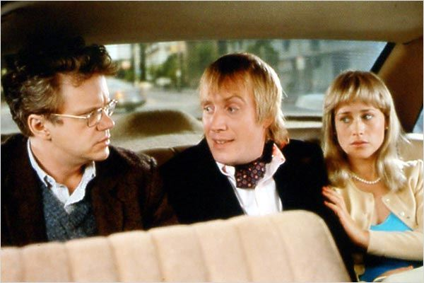 Human Nature : photo Patricia Arquette, Rhys Ifans, Tim Robbins