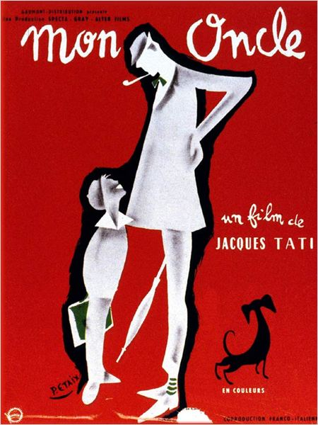 [MULTI] Mon oncle [DVDRiP - AC3]