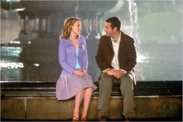 Les Aventures de Mister Deeds : photo Adam Sandler, Winona Ryder