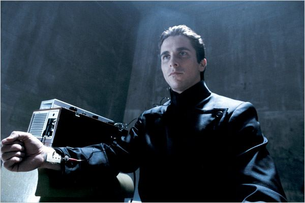 Equilibrium : photo Christian Bale