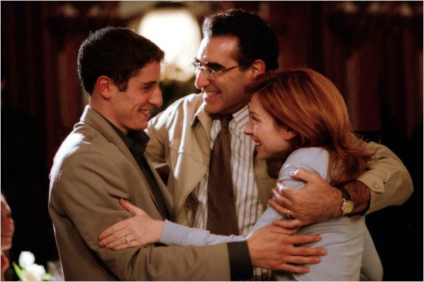American pie : marions-les ! : photo Alyson Hannigan, Eugene Levy, Jason Biggs, Jesse Dylan