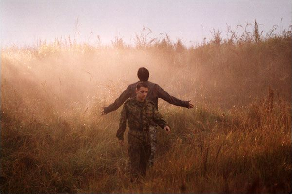 Père, fils : Photo Alexandr Sokurov