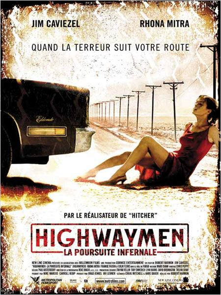 Highwaymen : la poursuite infernale film dvdrip gratuit
