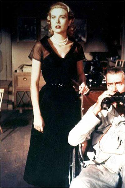 Photo de grace kelly dans le film fen tre sur cour photo for Grace kelly fenetre sur cour