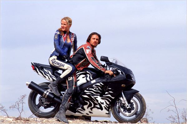 Torque, la route s&#39;enflamme : photo Martin Henderson, Monet Mazur