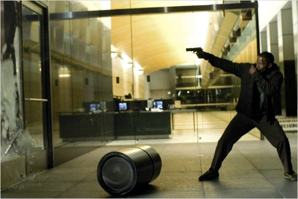 Collateral : photo Jamie Foxx, Michael Mann