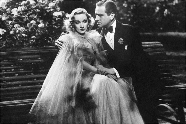 Ange : Photo Ernst Lubitsch, Marlene Dietrich