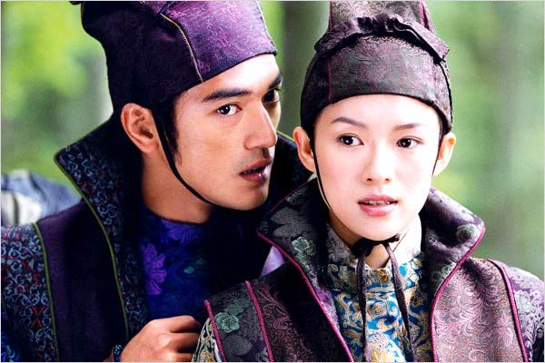 Le Secret des poignards volants : Photo Takeshi Kaneshiro, Zhang Ziyi