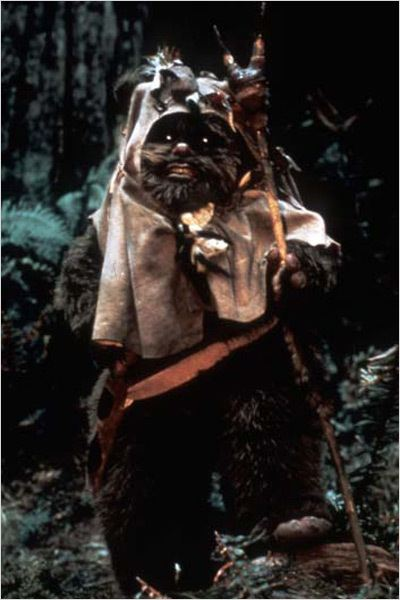 Star Wars : Episode VI - Le Retour du Jedi : photo George Lucas, Richard Marquand, Warwick Davis