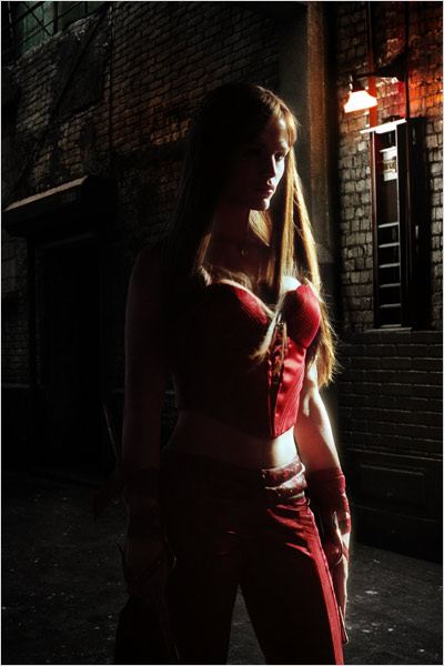 Elektra : Photo Jennifer Garner, Rob Bowman
