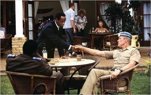 Hotel Rwanda : Photo Don Cheadle, Nick Nolte, Terry George