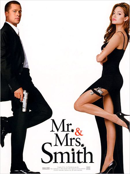 bande originale, musiques de Mr. and Mrs. Smith