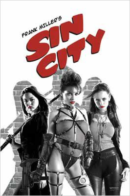 Sin City : affiche