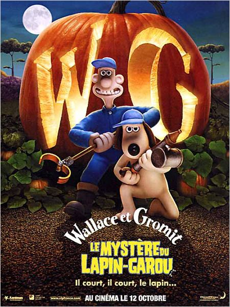 Wallace et Gromit : le Myst�re du lapin-garou (2005) [FRENCH] [DVDRip] XviD-LOST