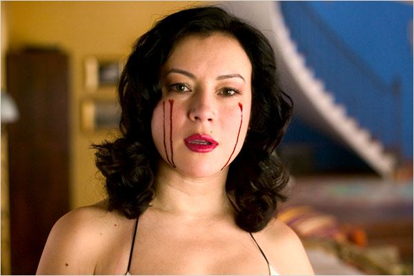 Le Fils de Chucky : photo Don Mancini, Jennifer Tilly