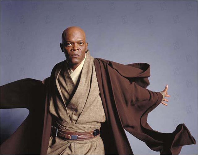 Star Wars : Episode III - La Revanche des Sith : Photo George Lucas, Samuel L. Jackson