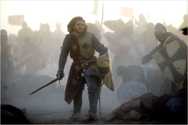 Kingdom of Heaven : photo Orlando Bloom, Ridley Scott