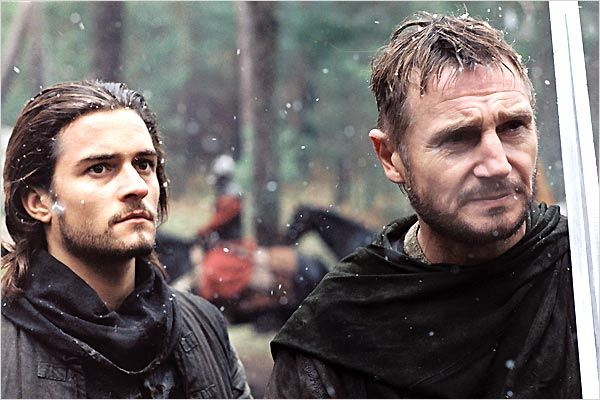 Kingdom of Heaven : photo Liam Neeson, Orlando Bloom, Ridley Scott