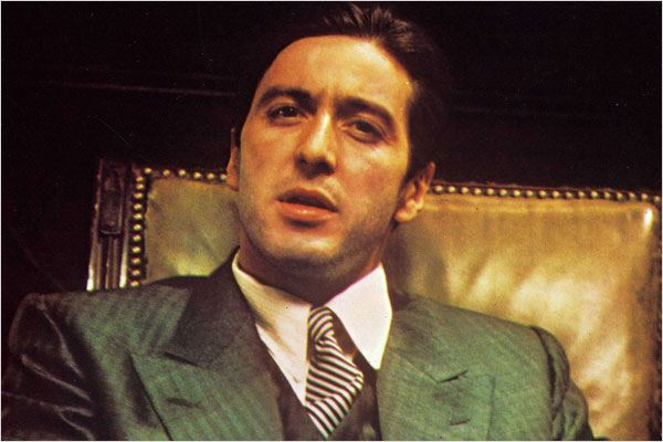 Le Parrain : photo Al Pacino, Francis Ford Coppola
