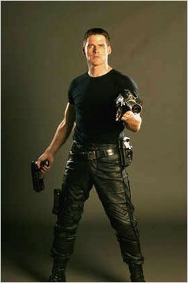 Farscape : photo Ben Browder